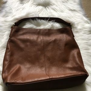 Kooba brown leather bag